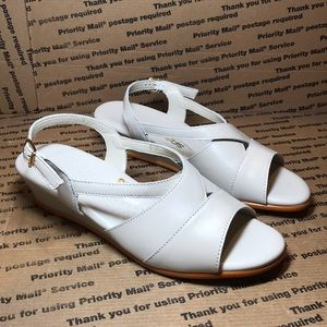 SAS Leather Strap Sandals Brand New